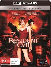 Resident Evil | Blu-ray + UHD | UHD