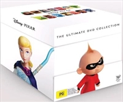 Pixar | Collection | DVD