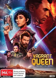 Vagrant Queen | DVD