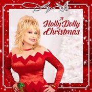 A Holly Dolly Christmas - Limited Opaque Red Coloured Vinyl | Vinyl