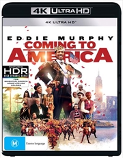 Coming To America - Limited Edition | UHD | UHD