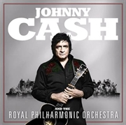 Johnny Cash And The Royal Philharmonic Orchestra | CD