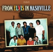 From Elvis In Nashville - Boxset | CD