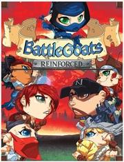 Battlegoats Reinforced | Merchandise