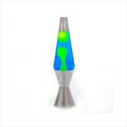Silver/Yellow/Blue Diamond Motion Lamp | Accessories