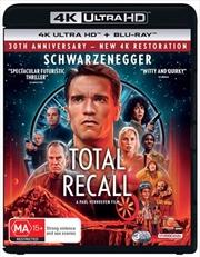Total Recall | Blu-ray + UHD - Classics Remastered | UHD