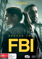 FBI - Season 2 | DVD