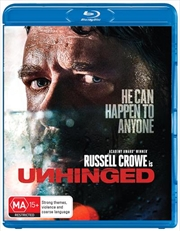 Unhinged | Blu-ray