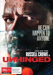 Unhinged | DVD