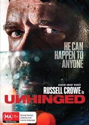 Unhinged | DVD
