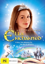Ella Enchanted   DVD
