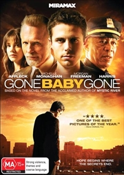 Gone Baby Gone | DVD