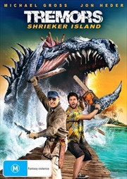 Tremors - Shrieker Island | DVD