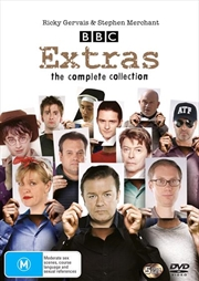 Extras | Complete Collection | DVD