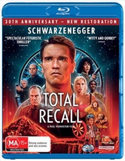 Total Recall | Classics Remastered | Blu-ray