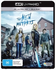 New Mutants | Blu-ray + UHD, The | UHD