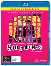 Sid and Nancy | Classics Remastered | Blu-ray