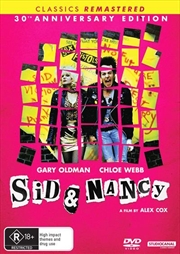 Sid and Nancy | Classics Remastered | DVD