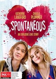 Spontaneous | DVD