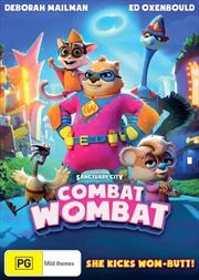 Combat Wombat | DVD