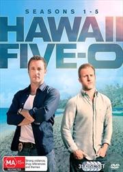 Hawaii 5-O - Season 1-5 | DVD