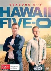 Hawaii 5-O - Season 6-10 | DVD