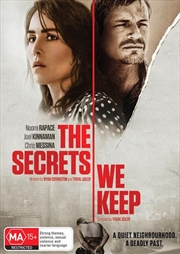 Secrets We Keep, The | DVD