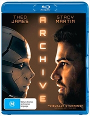 Archive | Blu-ray