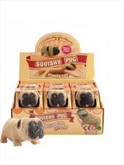Squishy Pug | Toy