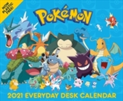 Pokemon Desk Calendar 2021 | Merchandise