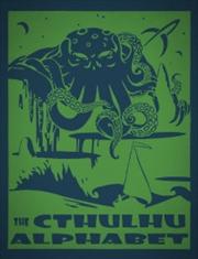 Cthulhu Alphabet RPG Supplement Hardback -Leather Bound Cover | Merchandise