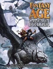Fantasy Age RPG Campaign Builder | Merchandise