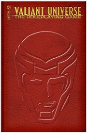 Valiant Universe RPG (leather cover) | Merchandise