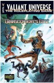 Valiant Universe RPG - Transcendents Edge | Merchandise