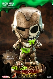 Marvel Zombies - Iron Man Translucent Cosbaby | Merchandise