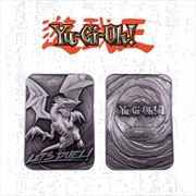 Yu-Gi-Oh! - Blue Eyes White Dragon Metal Card | Merchandise