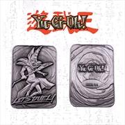 Yu-Gi-Oh! - Dark Magician Metal Card | Merchandise