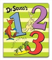 Dr Seusss Board Book: 123 | Board Book