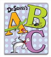 Dr Seusss Board Book: Abc | Board Book