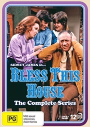 Bless This House | Complete Series | DVD