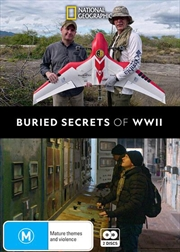 Buried Secrets Of WWII | DVD