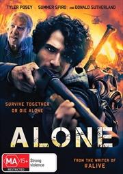 Alone | DVD