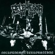 Necrodaemon Terrorsathan   CD