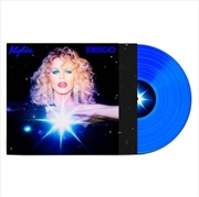 DISCO - Limited Edition Transparent Blue Coloured Vinyl | Vinyl