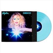 DISCO - Limited Edition Transparent Turquoise Coloured Vinyl | Vinyl
