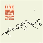 Live At Pappy And Harriet's - In Person From The High Desert | CD