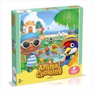 Animal Crossing - Puzzle 500 Piece Jigsaw Puzzle | Merchandise