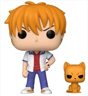 Fruits Basket - Kyo with Cat US Exclusive Pop! Vinyl [RS] | Pop Vinyl