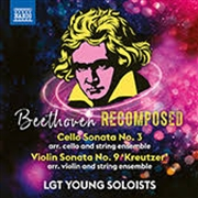 Beethoven Recomposed | CD
