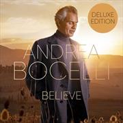 Believe (Deluxe Edition) | CD